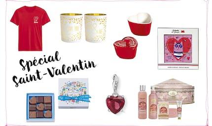 Saint-Valentin 2020 : les plus beaux cadeaux pour le (la) faire craquer !